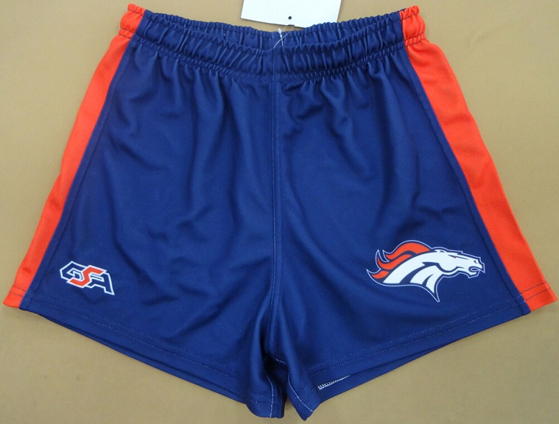 Broncos Shorts Front