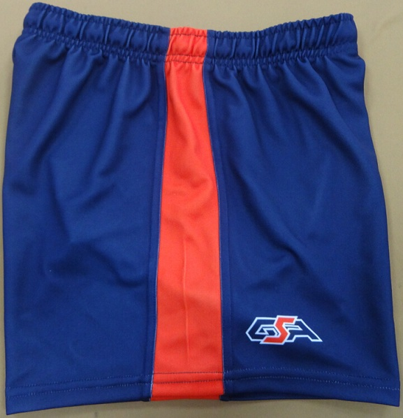 Broncos Shorts Right Side