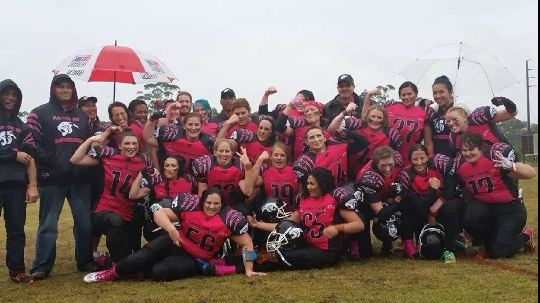 2014 Kenmore Panthers Womens