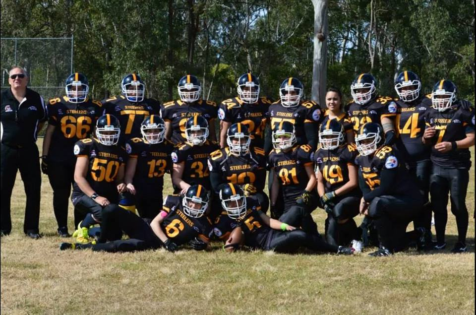 2014 Southern Steelers Womens