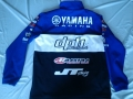 DPH Motorsport Waterproof Jacket Back