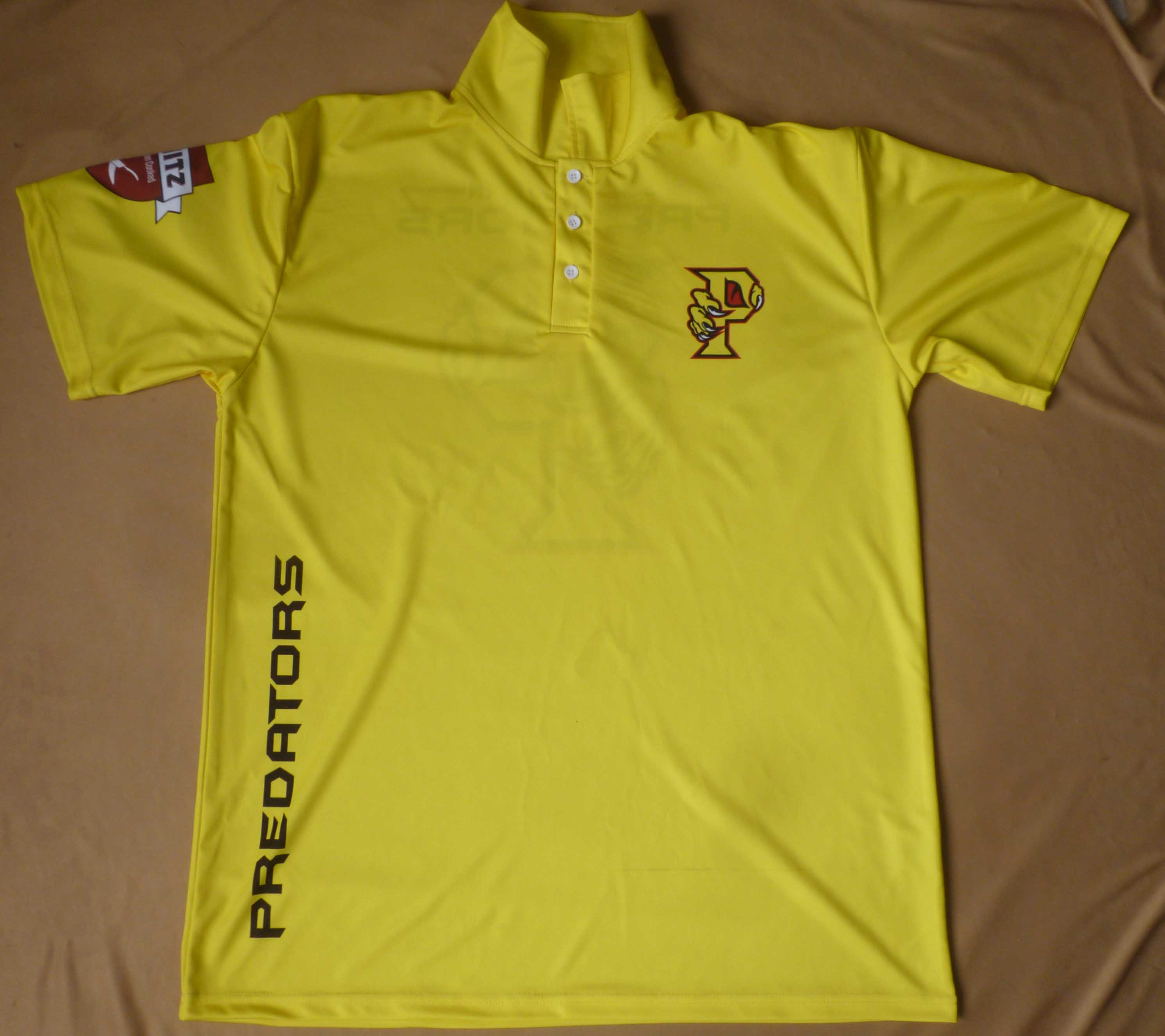 Predators Polo Front
