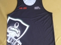 Main Event Fitness Singlet Front