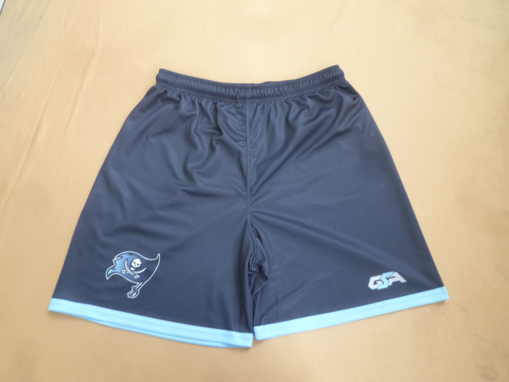 Buccaneers Soccer Shorts Front